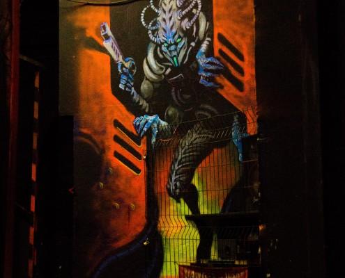 kip laser game peinture