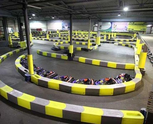KIP piste de karting