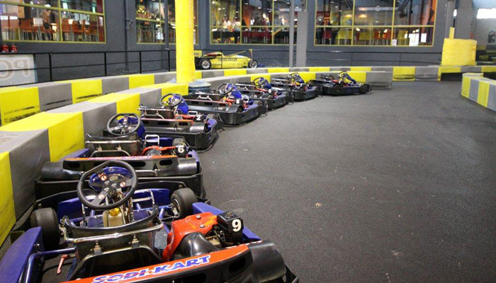 KIP course de karting