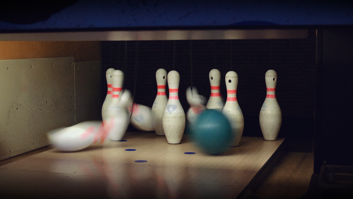 6 pistes de bowling à Marseille, près d'Aubagne