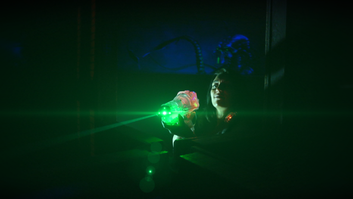 Laser Game La Penne sur Huveaune