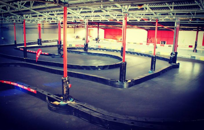 piste karting indoor Bouches-du-Rhône