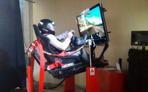KIP simulateur de pilotage