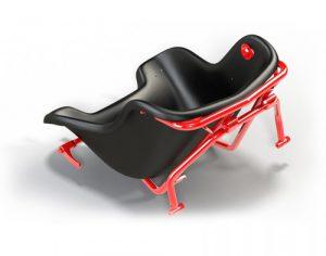 siège réglable karting