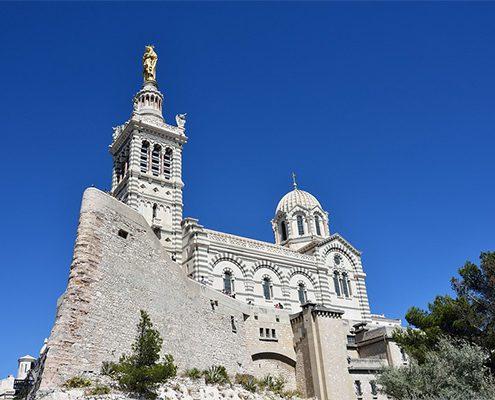 Notre-Dame à Marseille