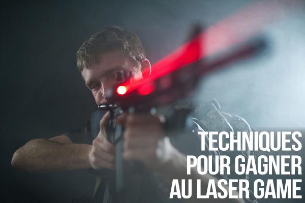 comment gagner au laser game