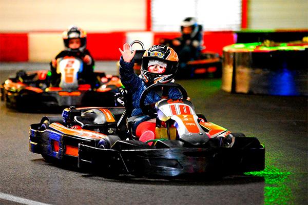 Karting pour enfants à Marseille