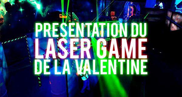 Présentation du Laser Game de La Valentine