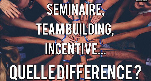 Séminaire Incentive Marseille
