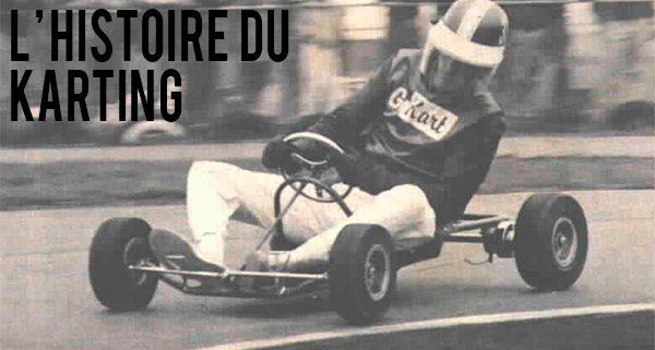 histoire du karting