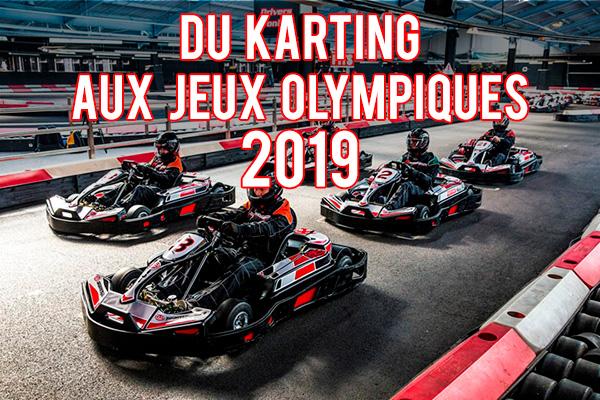 Karting Jeux Olympiques Paris