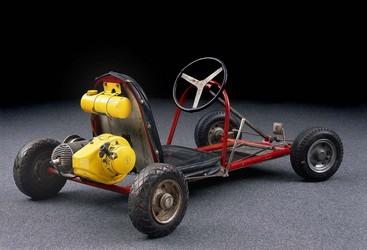 le premier karting