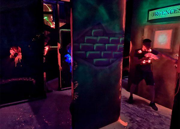 Laser Game Bouches du Rhône