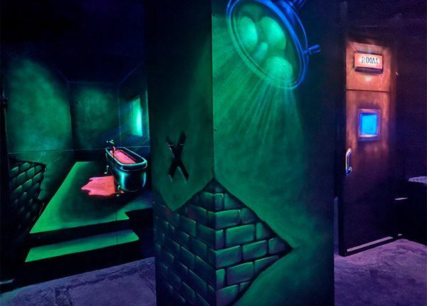 Nouveau Labyrinthe Laser Game à Marseille