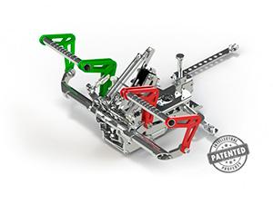 pedalier 2D sodi SR5