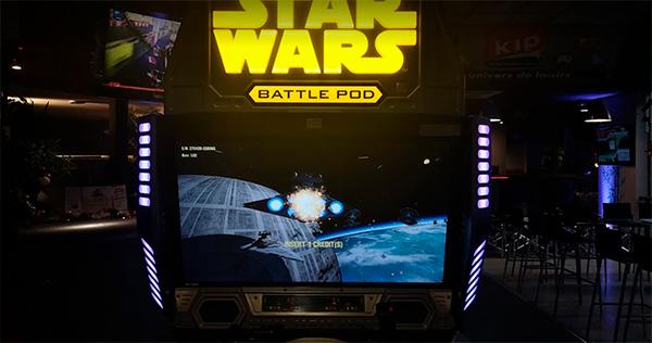 Borne de jeu Star Wars