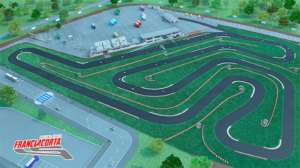 circuit de karting de Franciacorta